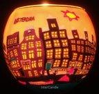Windlicht Amsterdamse grachten dag