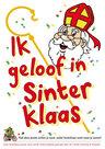 Ik geloof in Sinterklaas