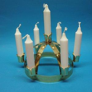 Lucia kroon voor 7 kaarsen