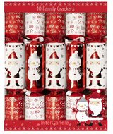 Christmas Crackers mini rood