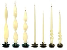 Gedaaide kaarsen maken