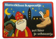 Deurmat Sinterklaas